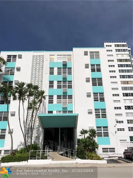 600 N Birch Rd, Unit #404H, Fort Lauderdale FL