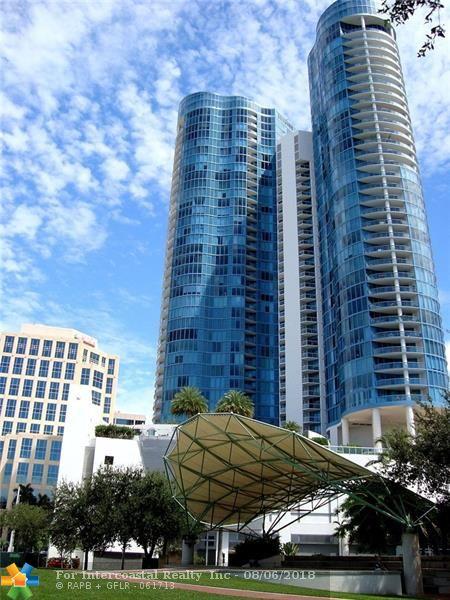 333 Las Olas Way, Unit #2505, Fort Lauderdale FL