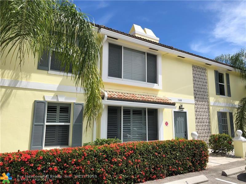 1308 Bayview Dr, Unit #1E, Fort Lauderdale FL