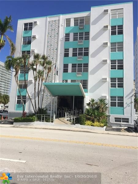 600 N Birch, Unit #706H, Fort Lauderdale FL
