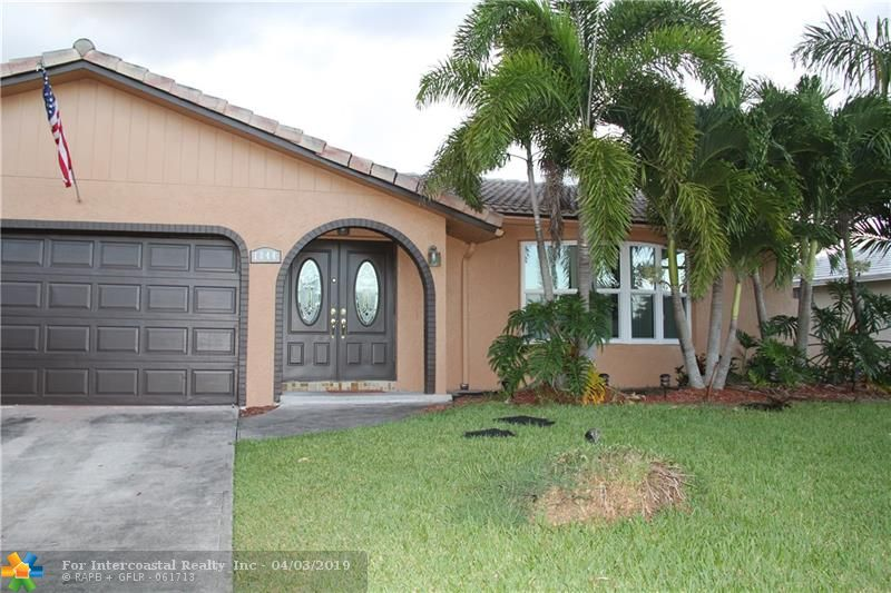 1844 NW 83rd Dr, Coral Springs FL