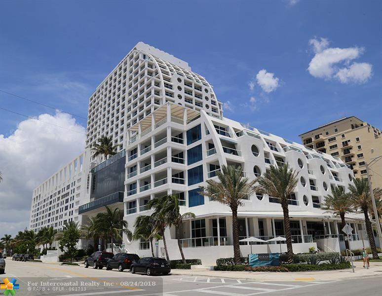 551 N Fort Lauderdale Beach Blvd, Unit #1817, Fort Lauderdale FL