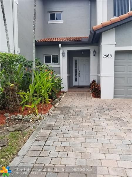 2865 SW 129th Ter, Unit #2865, Miramar FL