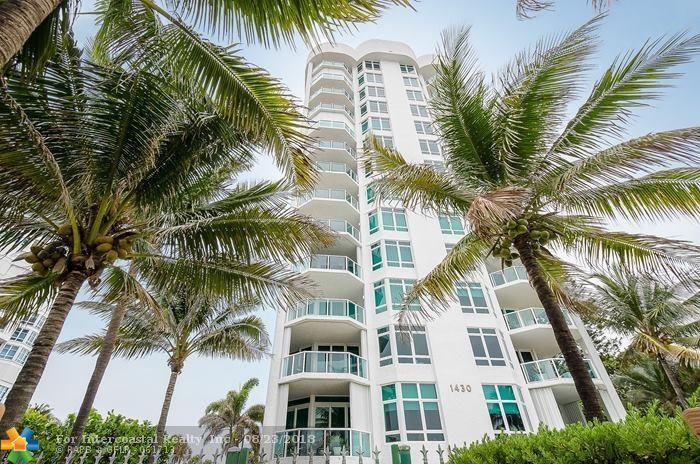 1430 S Ocean Blvd, Unit #8B, Pompano Beach FL