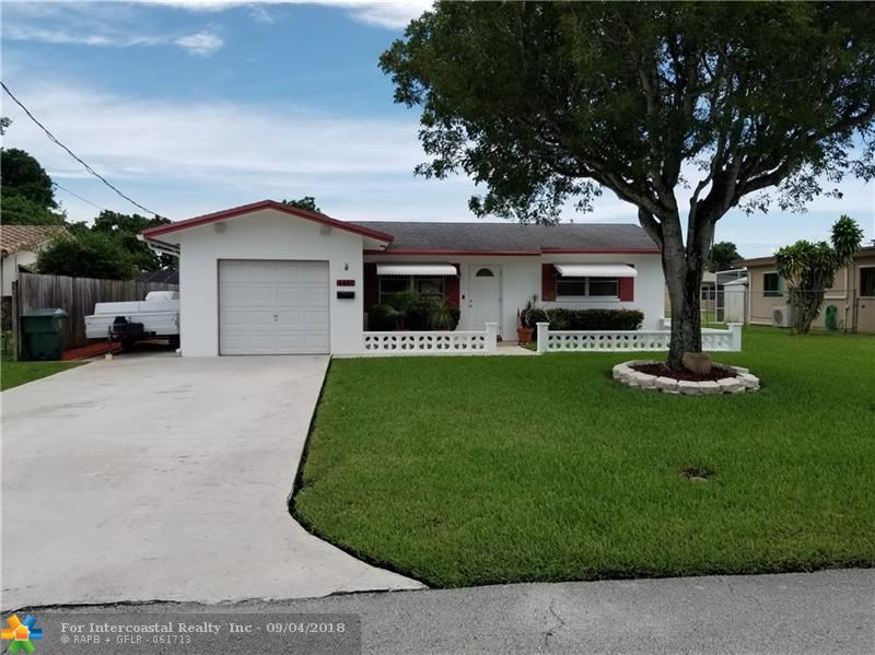 4460 NW 19th Ave, Oakland Park FL