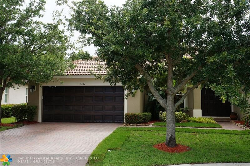 3707 W Gardenia Ave, Weston FL