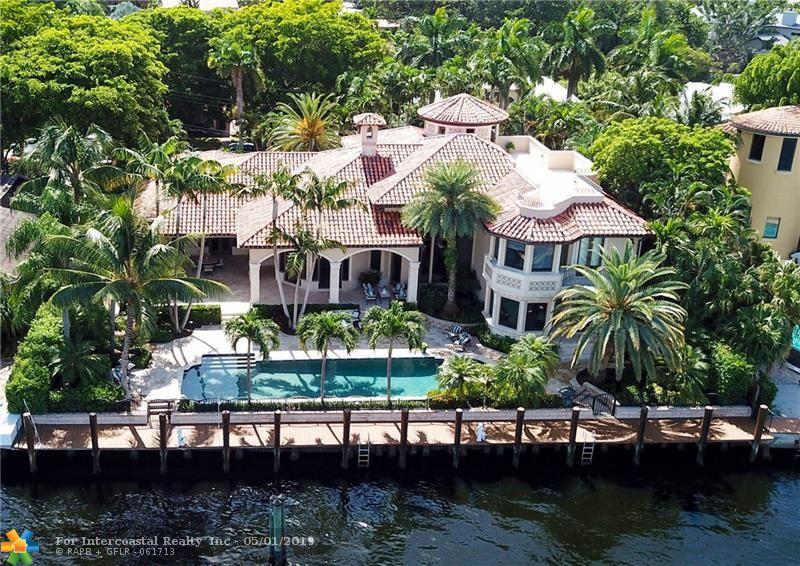 1225 E Lake Dr, Fort Lauderdale FL