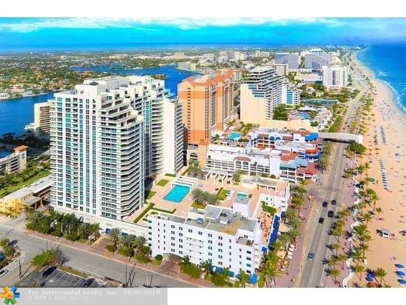 101 S Fort Lauderdale Beach Blvd, Unit #1506, Fort Lauderdale FL