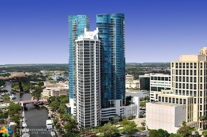 333 Las Olas Way, Unit #4007, Fort Lauderdale FL