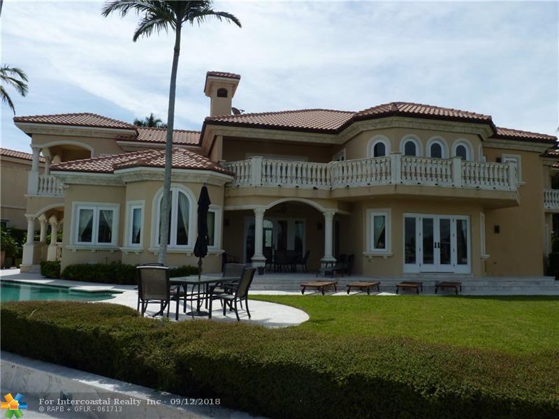 509 Seven Isles Dr, Fort Lauderdale FL