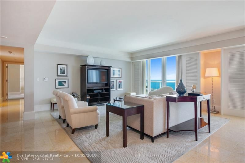1 N Fort Lauderdale Beach Blvd, Unit #1608, Fort Lauderdale FL