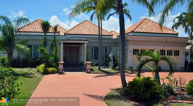 293 Tropic Dr, Lauderdale By The Sea FL