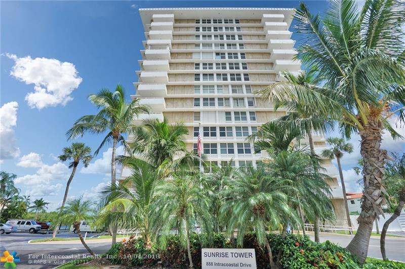 888 Intracoastal Dr, Unit #4G, Fort Lauderdale FL