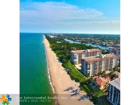1147 Hillsboro Mile, Unit #309, Hillsboro Beach FL