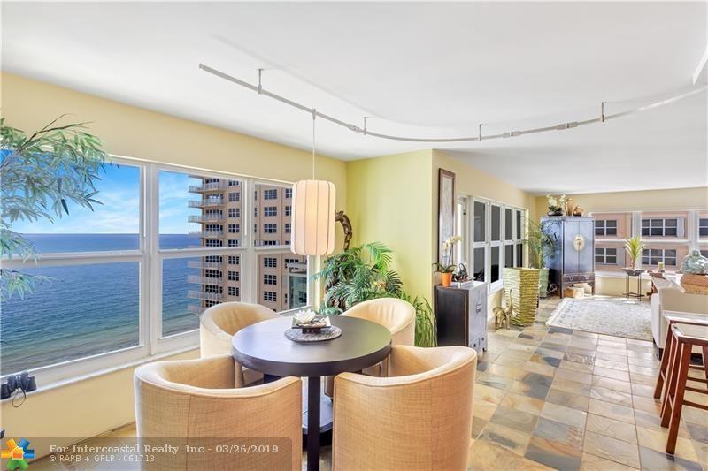 3900 Galt Ocean Drive, Unit #1207, Fort Lauderdale FL
