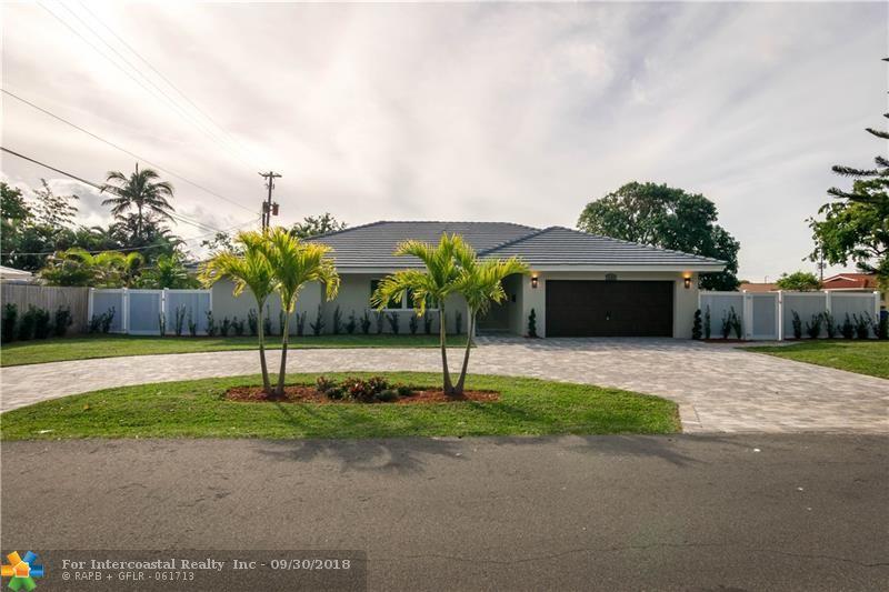 2100 NE 43rd St, Fort Lauderdale FL