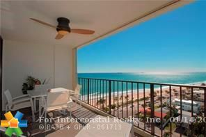 1901 N Ocean Blvd., Unit #16C, Fort Lauderdale FL