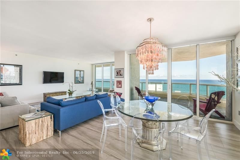101 S Fort Lauderdale Beach Blvd, Unit #1101 Luxury Real Estate