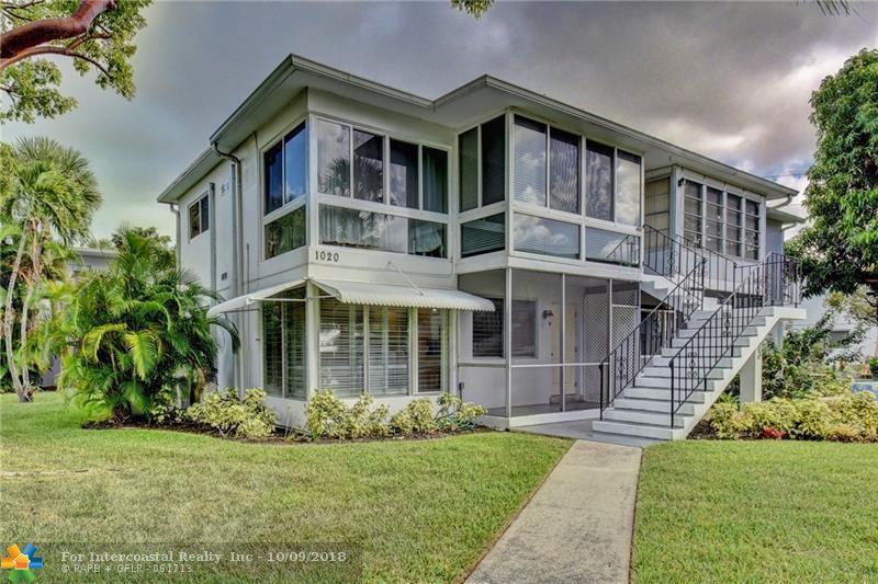 1020 SE 14th Pl, Unit #8A, Fort Lauderdale FL