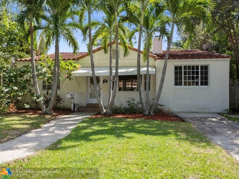 712 Ponce De Leon Dr, Fort Lauderdale FL