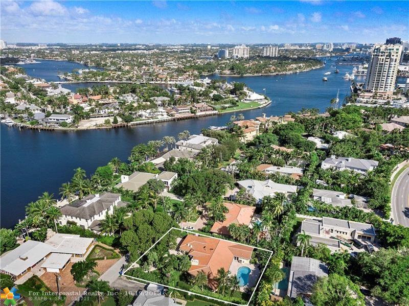 1400 E Lake Dr, Fort Lauderdale FL