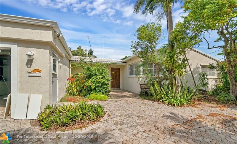 1009 S Mandarin Isle, Fort Lauderdale FL