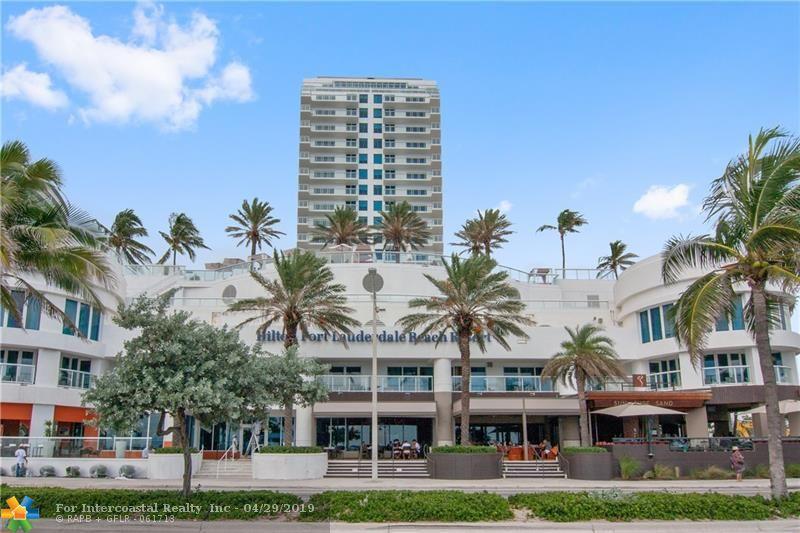 505 N Fort Lauderdale Beach Blvd, Unit #1806, Fort Lauderdale FL
