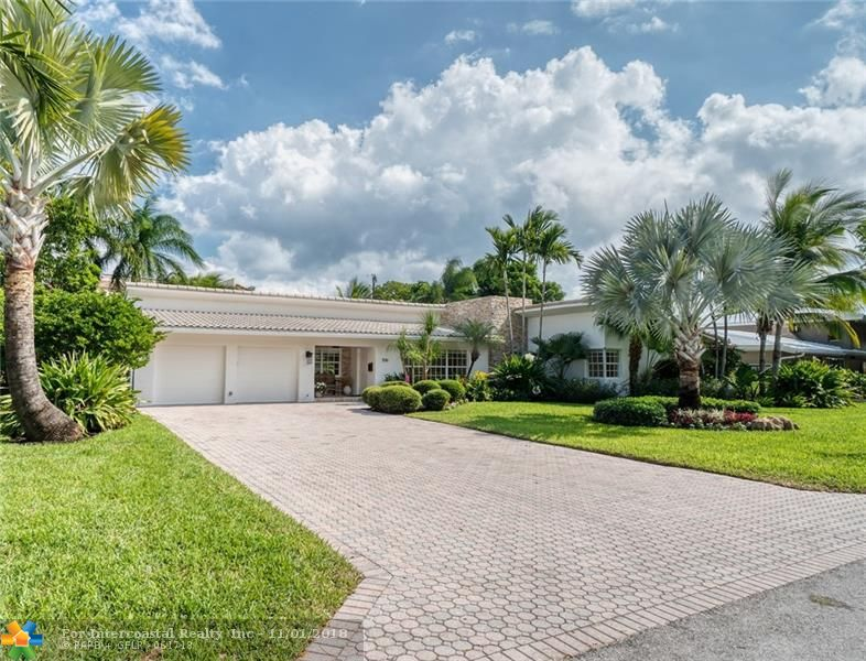 1516 Coral Ridge Dr, Fort Lauderdale FL