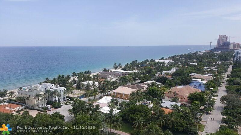 3100 N Ocean Blvd, Unit #1604, Fort Lauderdale FL