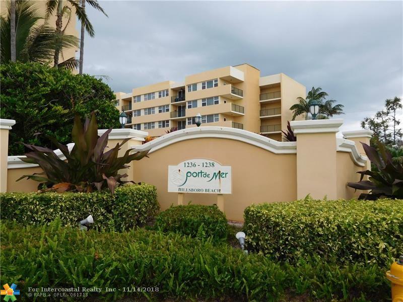 1238 Hillsboro Mile, Unit #210, Hillsboro Beach FL