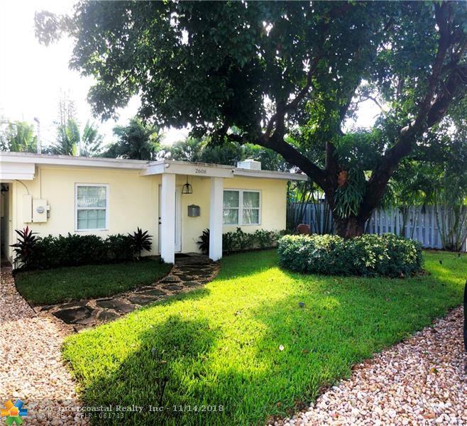2608 NE 9th Ave, Wilton Manors FL