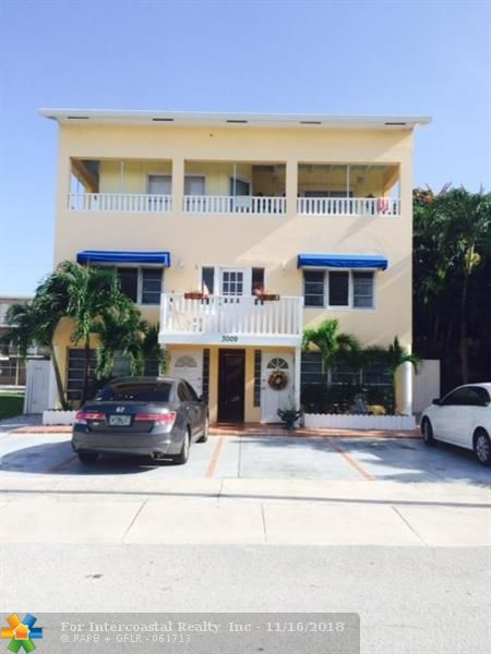 3009 Seville Street, Unit #2, Fort Lauderdale FL