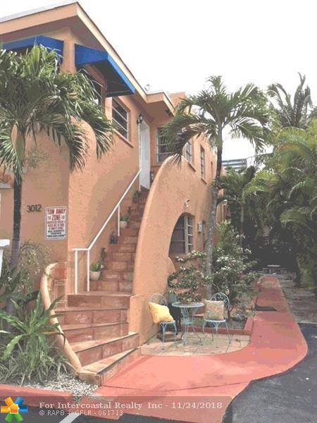 3012 Seville St, Unit #2, Fort Lauderdale FL
