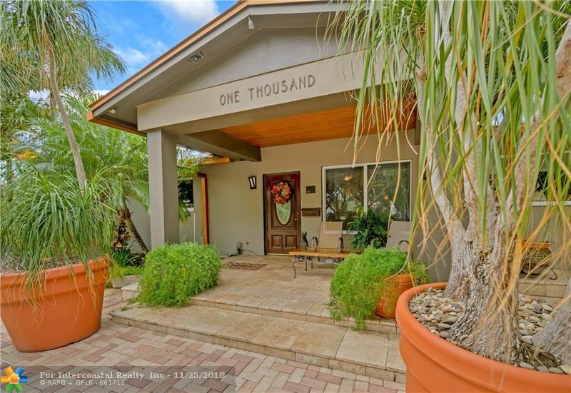 1000 E Mandarin Isle, Fort Lauderdale FL