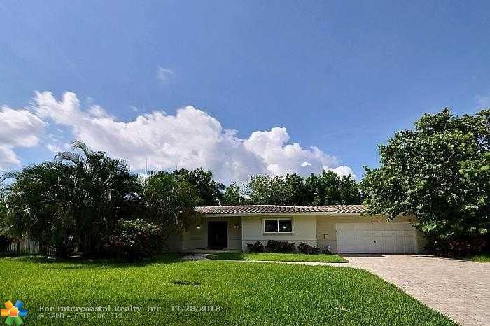 2724 NE 22nd St, Fort Lauderdale FL