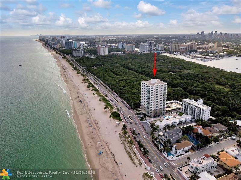 1151 N Fort Lauderdale Beach Blvd, Unit #12B, Fort Lauderdale FL