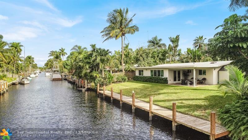 2649 Flamingo Ln, Fort Lauderdale FL