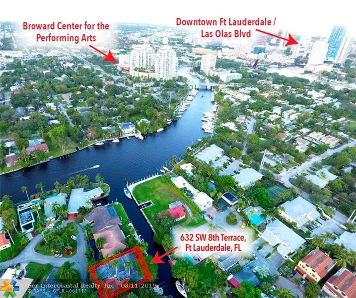 632 SW 8th Ter, Fort Lauderdale FL