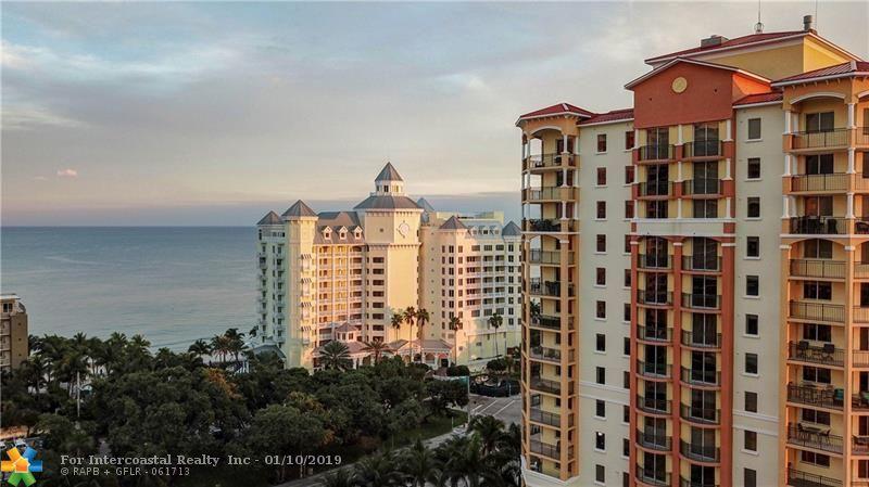 2011 N Ocean Blvd, Unit #1005, Fort Lauderdale FL