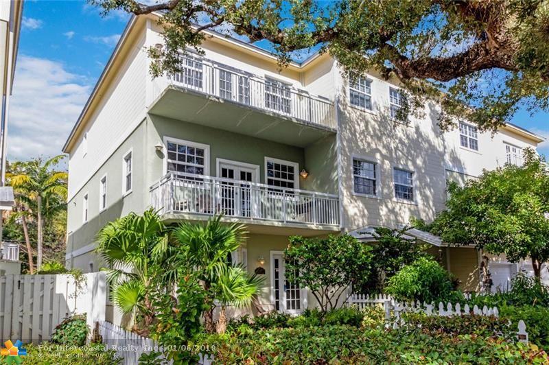 1105 Waverly Rd, Unit #1105, Fort Lauderdale FL