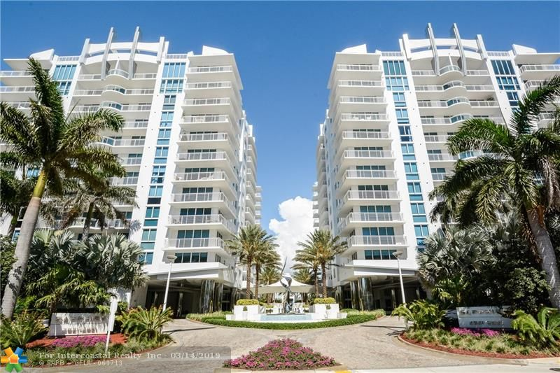 2821 N Ocean Blvd, Unit #505S Luxury Real Estate