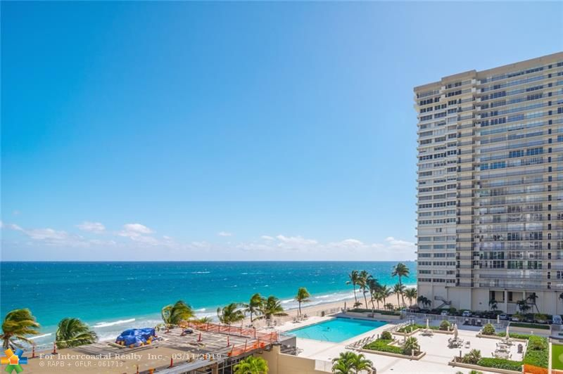 4300 N Ocean Blvd, Unit #5K Luxury Real Estate