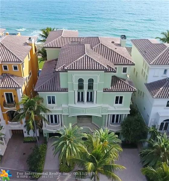 9 W Ocean Pl, Highland Beach FL