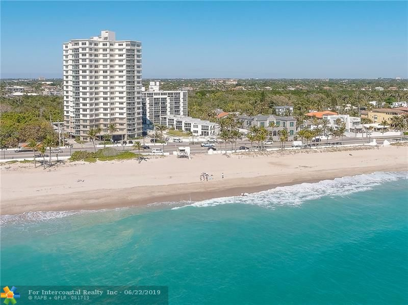 1151 N Fort Lauderdale Beach Blvd, Unit #2C Luxury Real Estate