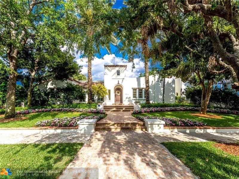 1320 Ponce De Leon Dr, Fort Lauderdale FL