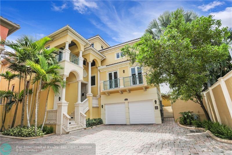 1423 N Fort Lauderdale Beach Blvd, Fort Lauderdale FL