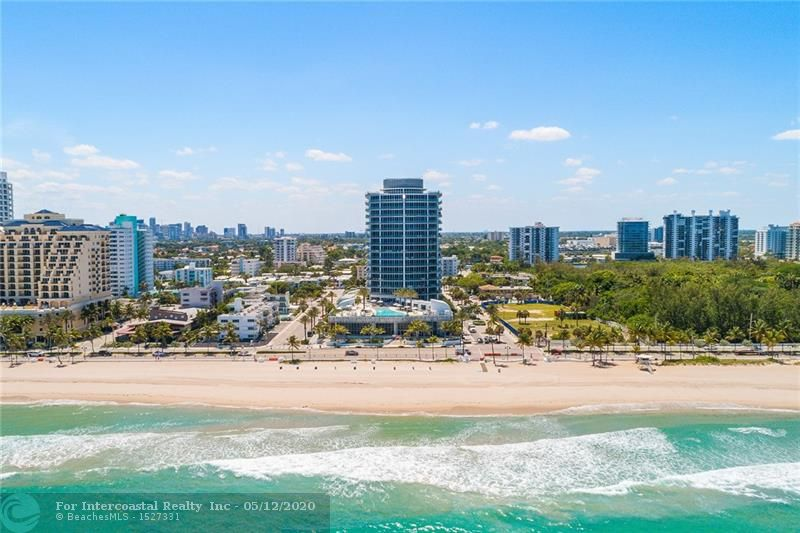 701 N Fort Lauderdale Beach Blvd, Unit #1104 Luxury Real Estate