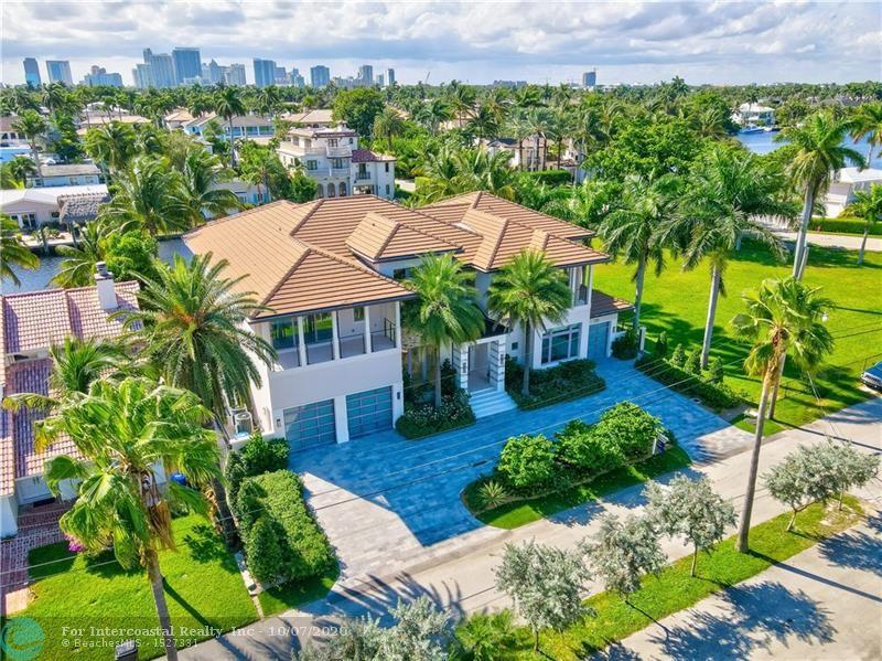 519 Solar Isle Drive, Fort Lauderdale FL