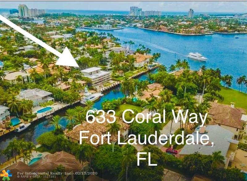633 Coral Way, Fort Lauderdale FL