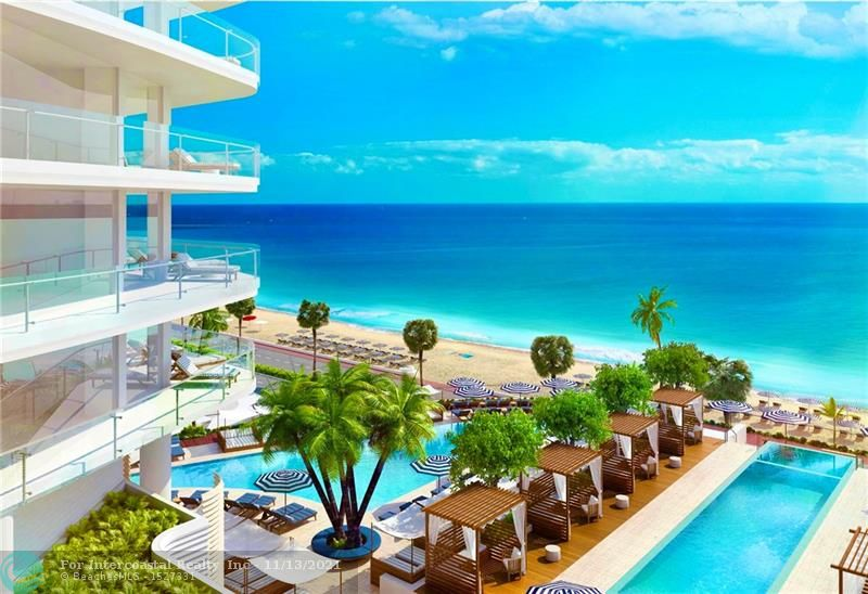 525 N Ft Lauderdale Bch Bl, Unit #1801 Luxury Real Estate